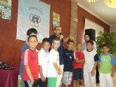 El Club Fútbol-Sala Capuchinos pone el broche de oro a la temporada 2010-11