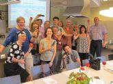 La Escuela Oficial de Idiomas de San Javier finaliza en Helsinki el proyecto europeo Grundtvig en el que participó junto con otros cinco países