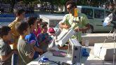 El Ayuntamiento y Argem organizaron un Taller Infantil sobre Energía Solar coincidiendo con el Mes del Medio Ambiente