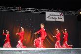 'Noches culturales' en Alguazas con la escuela de baile Ana Belén Ruiz y Majorettes Galilea