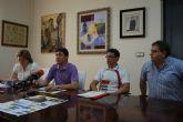 El Ayuntamiento de Alhama oferta ludoPeque, un programa para los niños durante el verano