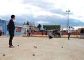La petanca se solidariza con Lorca en Las Torres de Cotillas