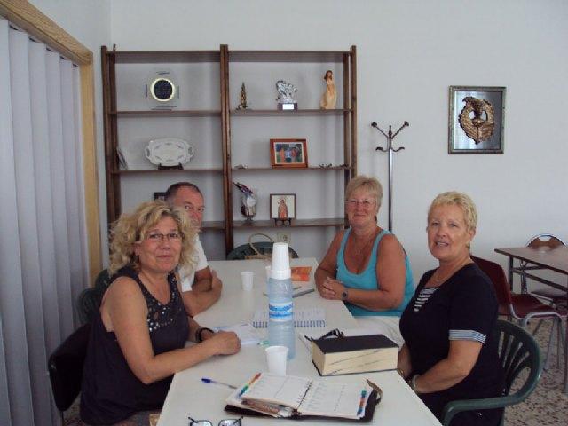 El Ayuntamiento de Torre-Pacheco crea Spanglish, un taller para fomentar el aprendizaje del español y el inglés entre sus vecinos - 2, Foto 2
