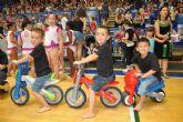 La Escuela Municipal de Gimnasia Rítmica da por clausurado el curso 2010/11
