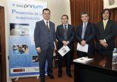 La Universidad de Murcia firmó contratos de investigación por valor de 16 millones durante 2010