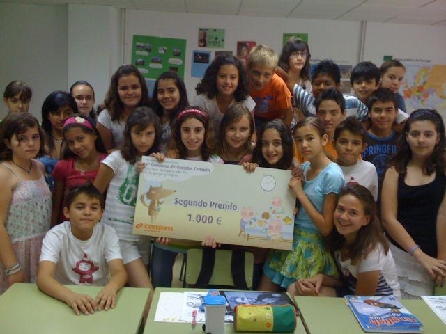 El Colegio Público Río Segura de Archena acaba el curso 2010-2011 con la consecución de dos premios regionales - 1, Foto 1