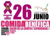 Las Asociaciones de Mujeres de Puerto Lumbreras organizan una comida Solidaria con Lorca el próximo domingo