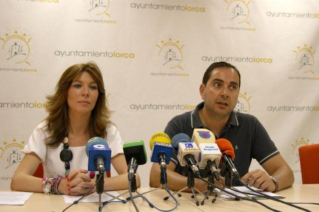 El Ayuntamiento de Lorca saca del paro a 126 desempleados lorquinos más - 1, Foto 1