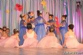 El domingo tendrá lugar la clausura de la Escuela Deportiva Municipal de Danza en el parque municipal