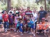Éxito en la jornada de convivencia de la Peña Barcelonista de Totana