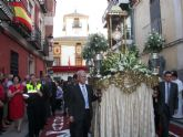 Solemne procesión y misa del Corpus en su Día más Grande.
