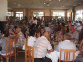 Los mayores de El Albujón conmemoran el Día de la Asociación