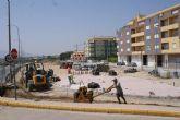 Comienzan las obras de construcción del nuevo Parque Público Reina Sofía
