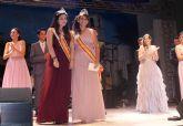 Ana Caballero, proclamada reina de las fiestas patronales de San Pedro del Pinatar 2011