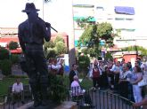 Homenaje a la huerta murciana en Las Torres de Cotillas