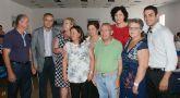 Más de 300 personas acudieron a la Comida Solidaria con Lorca que organizaron las Asociaciones de Mujeres de Puerto Lumbreras