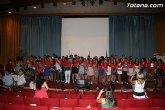 Los alumnos de 4° de la ESO del IES 'Juan de la Cierva y Codorniú' reciben sus becas