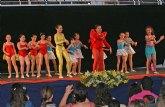 Puerto Lumbreras celebró el Festival de Danza 'Academia Piqué'