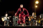 Carmen Lara pone el broche final a los recitales de flamenco en Santa Lucía