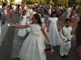 Las Torres de Cotillas disfruta un año más de la procesión del Corpus Christi