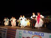 La Peña Huertana 'El Molinico Alguaceño' protagoniza el XVI° Festival Nacional de Folklore 'Villa de Alguazas'
