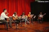 La Escuela Municipal de Música celebra del 4 al 15 de julio un 'curso de guitarra flamenca e iniciacion del acompañamiento al cante flamenco'