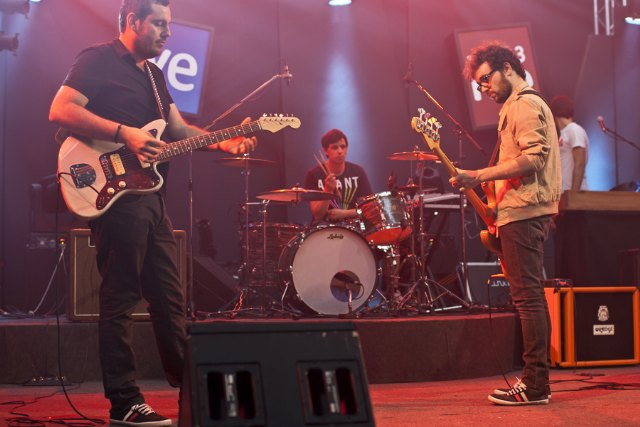 "Inkeys The group recently appeared on ""The Concert Radio 3"" TVE"