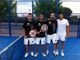 Éxito del torneo de Pádel Hola Verano 2011, organizado por el Club Padel vs Tenis Evolution