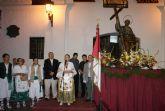 Más de 1.000 personas participan en la ofrenda al Patrón en San Pedro del Pinatar