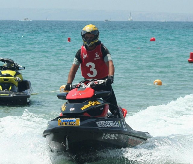 Totana Jet pilots will participate next weekend in the European Championship watercraft