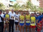 Grandes tiempos y podium para el CAT Totana en Lorca