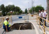 El Ayuntamiento de Puerto Lumbreras pone en marcha un II Plan de Actuaciones para favorecer el control y el ahorro de agua en la localidad