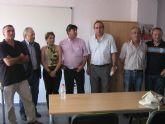 UGT y el Instituto de Formación y Estudios Sociales inauguran un nuevo centro de formación para trabajadores y desempleados en Alcantarilla