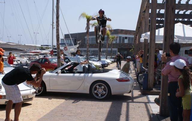 Cerca de 100 porsches se concentran en el puerto deportivo Marina de Las Salinas - 3, Foto 3
