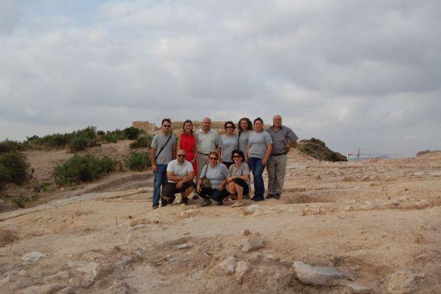 Concluye el proyecto de excavación arqueológica en el poblado del Yacimiento de Las Paleras con la recuperación de varias estancias, Foto 1