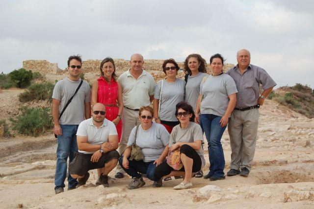Concluye el proyecto de excavación arqueológica en el poblado del Yacimiento de Las Paleras con la recuperación de varias estancias, Foto 2