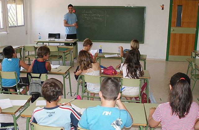 La Escuela de Verano Municipal da servicio a cerca de 400 niños en los meses de julio y agosto - 1, Foto 1