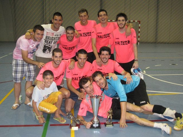 "Last weekend took place Futsal Tournament ""Ciudad de Totana"""