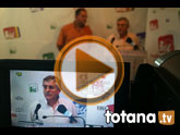Rueda de prensa IU-verdes Totana 05/07/2011