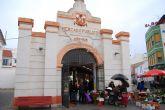 Primer contacto de Comercio con los comerciantes de la Plaza de Abastos