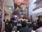 DOP Piment�n de Murcia particip� este pasado viernes en la reuni�n del Parlamento Europeo sobre calidad alimentaria