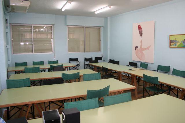 Habilitadas las aulas de estudio para este verano 2011, Foto 2