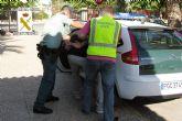 La Guardia Civil detiene en Cieza a seis personas por el robo en una explotación agrícola