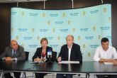 El consultorio médico de Santiago de la Ribera duplica su espacio y gana dos consultas, y una UCI móvil del 061 en su nueva ubicación cedida por el Ayuntamiento