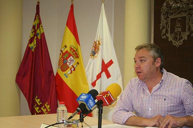 La Junta de Gobierno de Mazarrón archiva el proyecto del tanatorio-crematorio del Alcolar, Foto 1