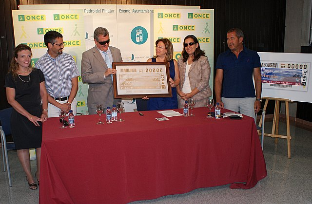 La Playa de La Llana aparecerá en cinco millones de cupones el 11 de julio - 1, Foto 1