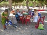 Finaliza el programa de actividades de las personas mayores para el curso 2010/2011