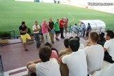Se celebra la primera convocatoria de futbolistas para confeccionar la plantilla del Ol�mpico de Totana que competir� en Territorial Preferente