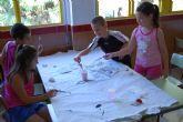 La Escuela de Verano 2011 de Alguazas funciona a pleno rendimiento