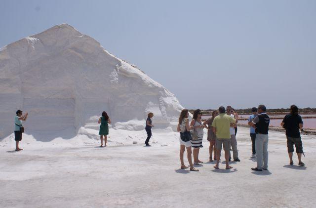 Los blogueros de viajes más seguidos visitan San Pedro del Pinatar en el encuentro Marinera 2.0 - 1, Foto 1